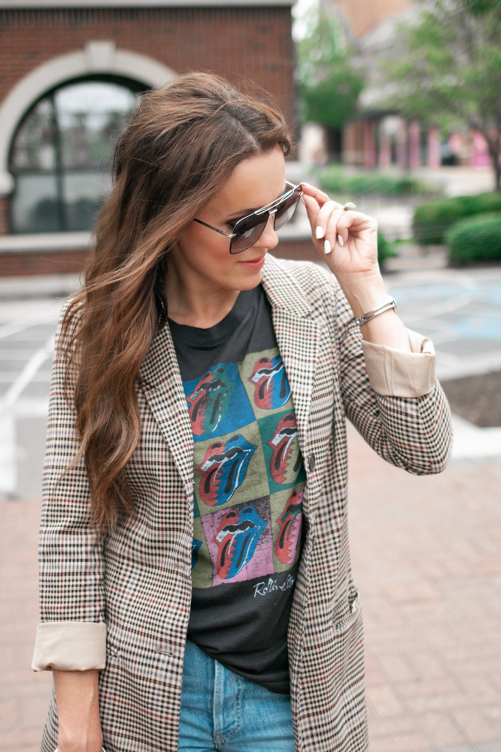 How to style a boyfriend blazer Fall 2019 trend