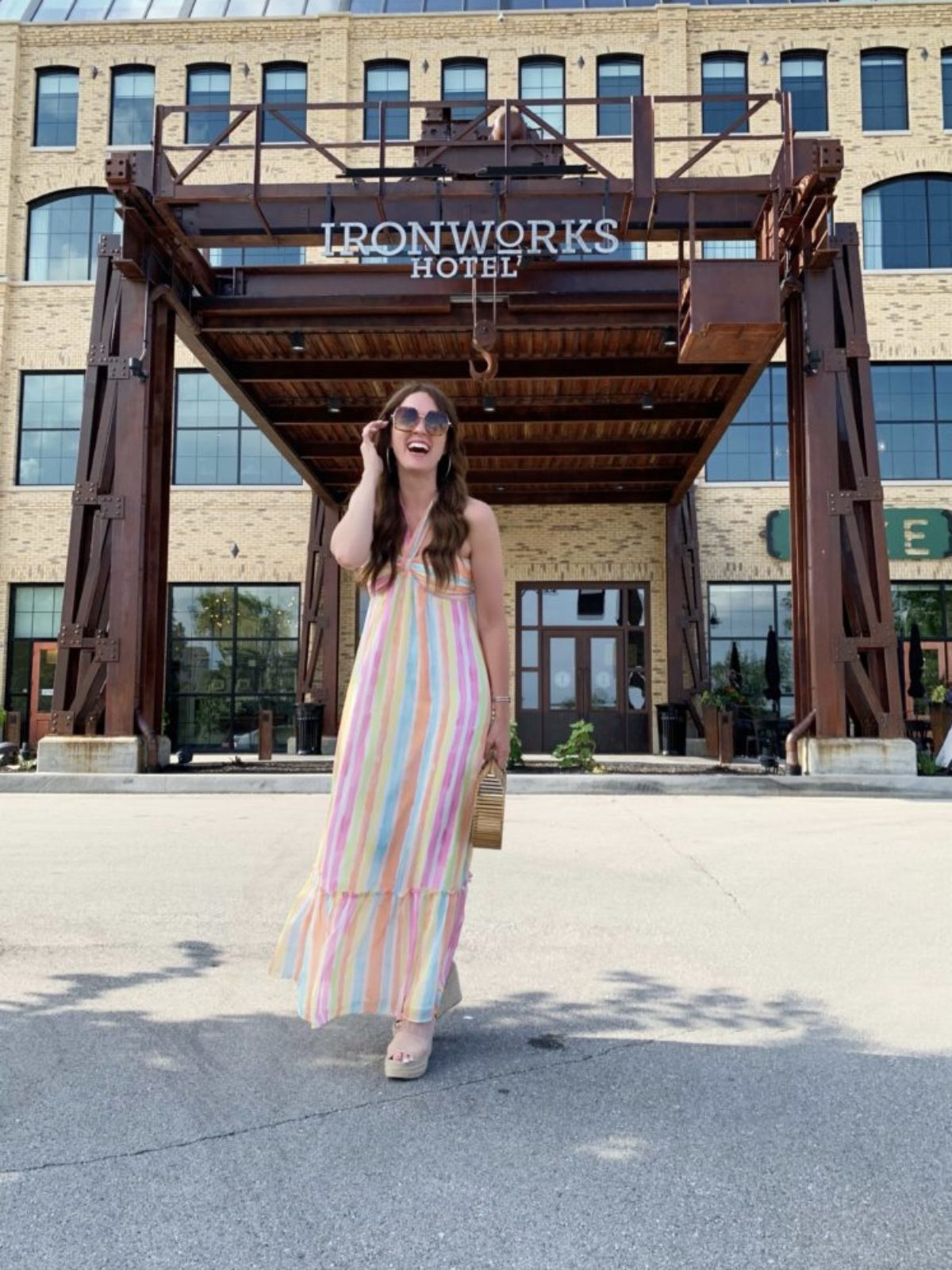 Ironworks Hotel Indy review