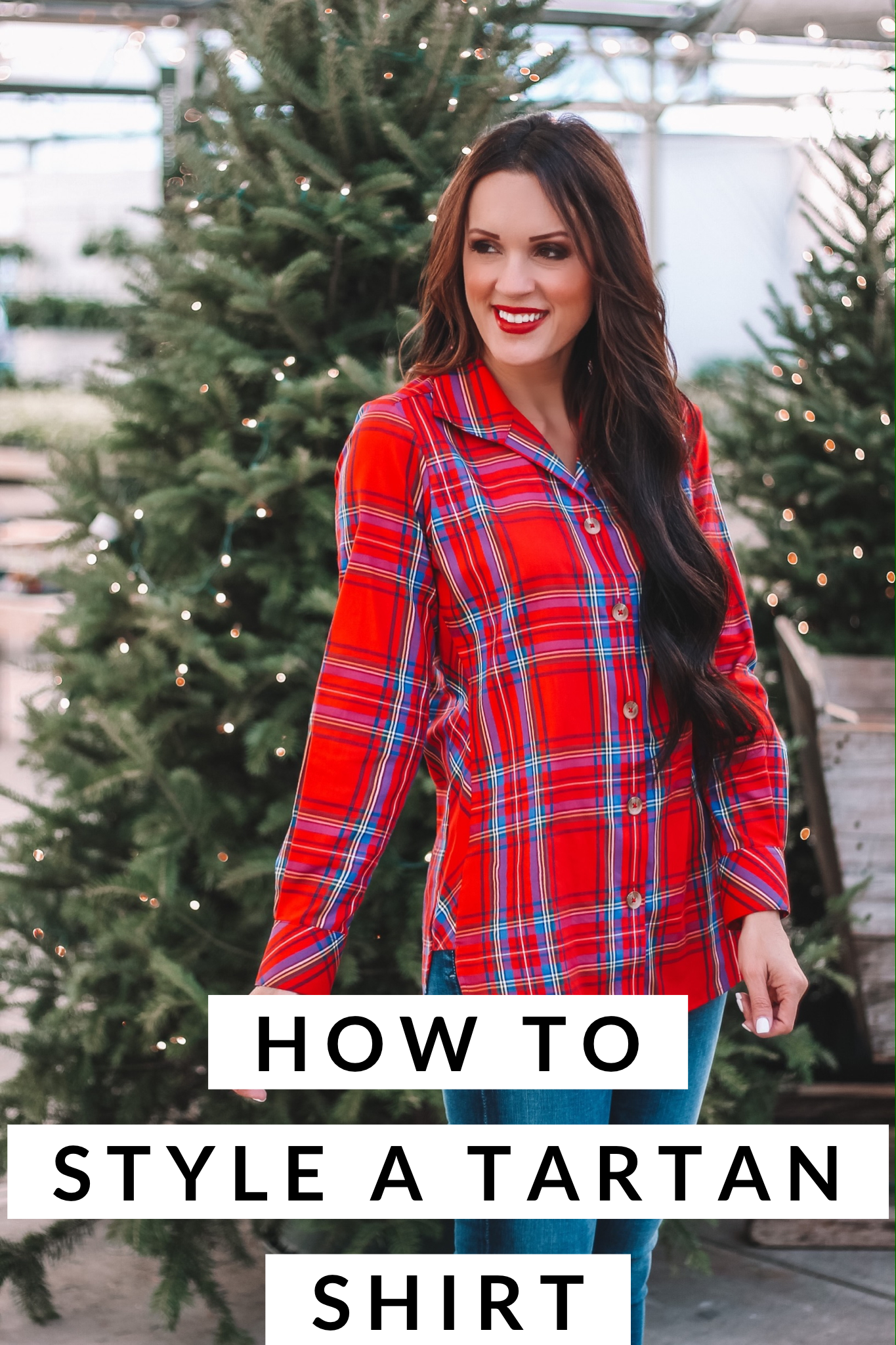 Holiday Style & Tartans with Foxcroft