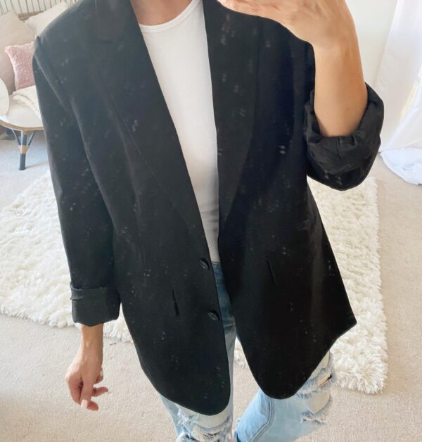 my favorite new arrivals from target target style boyfriend blazer how to style oversized blazer fitted blazer valentines look date night look casual style